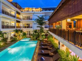 Paradise Residence, hotel in Siem Reap