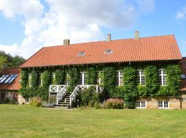 Lundsgaard Gods Badehotel - ved Sommers, hotel in Kerteminde