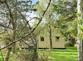 Two-Bedroom Holiday home in Aakirkeby 8, vacation home in Vester Sømarken