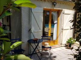 Studio Lorgues, hotel in Lorgues