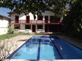 Casa Aconchegante em Teresópolis (Granja Comary), hotel with jacuzzis in Teresópolis