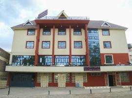 Seravic Hotel, hotel in Nakuru