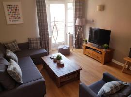 The Abercromby Townhouse - Close to Merchant City, hotel in Glasgow