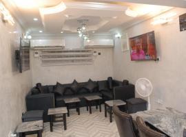 Platinum Inn Gee Hotel Ikoyi, отель в Лагосе