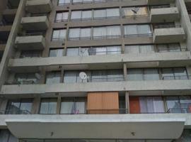 Habitación privada con baño privado a 1 cuadra combinación Metro Plaza de Armas, habitación en casa particular en Santiago