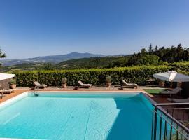 Si Montalcino Hotel & Restaurant, hotel in Montalcino