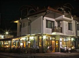 Guest House Byalata Kashta, hotel with parking in Zlatograd