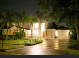 Brīvdienu māja Orlando Centrally Located Luxury Home with Pool! Orlando