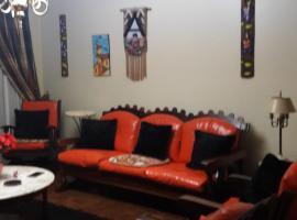 apto centro de gramado, apartment in Gramado