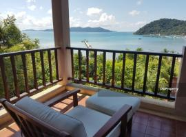 Point of view condos, tranquility bay, koh chang, apartment in Ko Chang