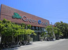 Green Oasis Hotel, hotel near Tuy Hoa Airport - TBB, Tuy Hoa