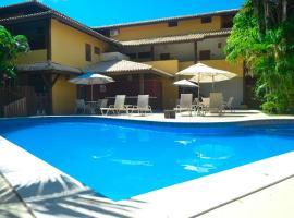 Apartamento Solar dos Peixes, hotel near Timeantube Lagoon, Praia do Forte