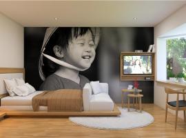 DinkPao' House 1, căn hộ dịch vụ ở Hà Nội