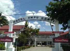 Hotel Ompu Herti, hotel di Balige