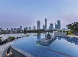 Chatrium Hotel Riverside Bangkok, hotel near Central World Plaza, Bangkok