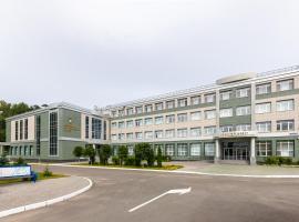 Академотель, отель в Казани