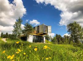 BERGHEIM Container Loft, Hotel in der Nähe von: Hohe Reuth Ski Lift, Schöneck