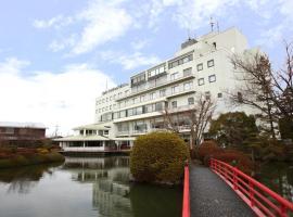 ホテルガーデンパレス、熊谷市のホテル