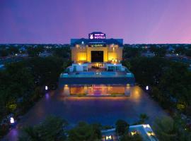 Hash Six Hotels, отель в городе Коимбатур