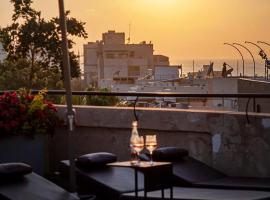 Assemblage boutique hotel, apartment in Tel Aviv