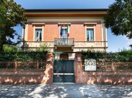 Villa Belverde Boutique Hotel, hotel in Carrara