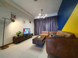 Heng 4BR Homestay · (New) 4BR Luxury Seaview Homestay@Gurney无敌海景四房套房, apartment in Tanjong Tokong