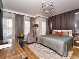 Levni Plus Hotel, hotel poblíž významného místa Palác Topkapi, Istanbul