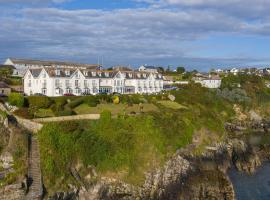 Bayview Hotel, hotel in Ballycotton
