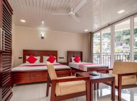 Janora Hills, hotel en Kandy