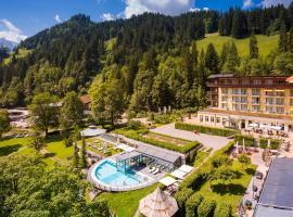 Lenkerhof Gourmet Spa Resort, hotel in Lenk