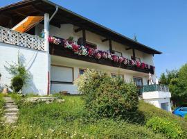 Ferienwohnung Gipfelblick, apartment in Oberreute