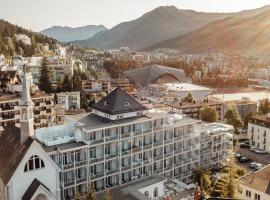 Hard Rock Hotel Davos, hotel in Davos