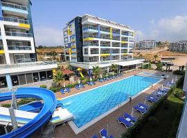 Lory Queen luxury apartment, отель в городе Аланья