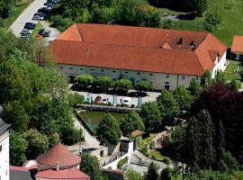 Schlossbrauerei Weinberg - Erste oö. Gasthausbrauerei, Pension in Kefermarkt