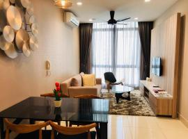 Shaftsbury Putrajaya Alamanda by CikYatie, apartment in Putrajaya