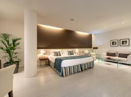 Hotel Diagonal Plaza, отель в городе Сарагоса