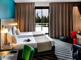 Hôtel Panorama, hotel in Lourdes