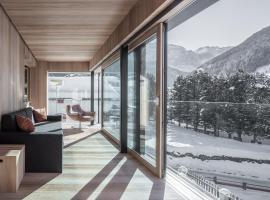 ARTEFUGIUM panoramico, apartment in Selva di Val Gardena