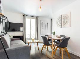 CMG Montmartre/ Trois Frères, hotel in Paris