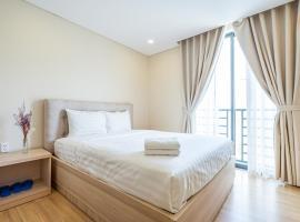 Luxy Park Hotel & Apartments - Notre Dame, hotel near Vietnam History Museum, Ho Chi Minh City