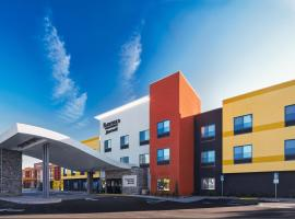 Fairfield Inn & Suites by Marriott Fresno Yosemite International Airport, hotel near Fresno Yosemite International Airport - FAT,