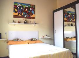 La casa de Cuechi - Ilha Grande, self catering accommodation in Abraão