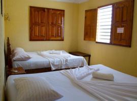 Hostal Carucha y Ana, bed & breakfast a Trinidad