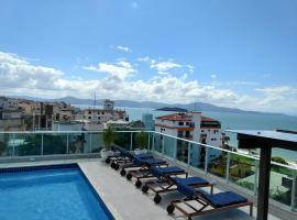 Varadero Palace Hotel I, hotel near Ponta das Canas Beach, Florianópolis