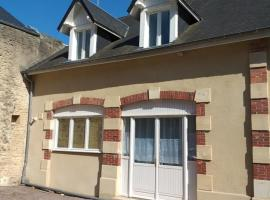 La maison des Jeanne, vacation home in Bayeux