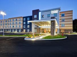 Fairfield Inn & Suites by Marriott Plymouth, family hotel in Plymouth
