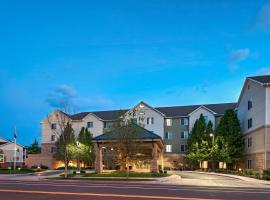 Homewood Suites by Hilton Fort Collins, hotel near Hughes Stadium, Fort Collins