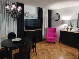 Apartament Twarda – hotel w pobliżu miejsca Dworzec PKP Warszawa Centralna w Warszawie