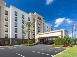 Hampton Inn & Suites Clearwater/St. Petersburg-Ulmerton Road, hotel near Pier 60, Clearwater