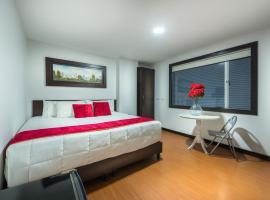 Hotel Bogota Resort, hotel en Bogotá